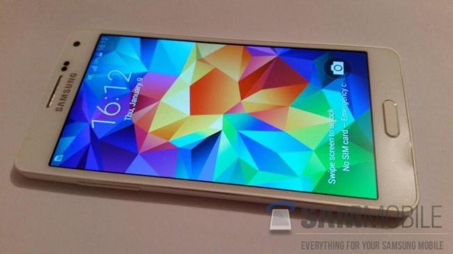 Samsung Galaxy A5 Leak (1)