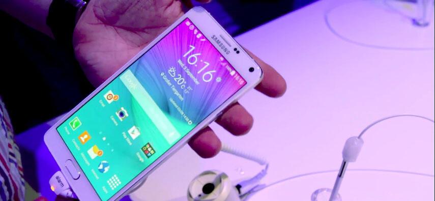Samsung Galaxy Note 4 und Note Edge unterstützen MirrorLink
