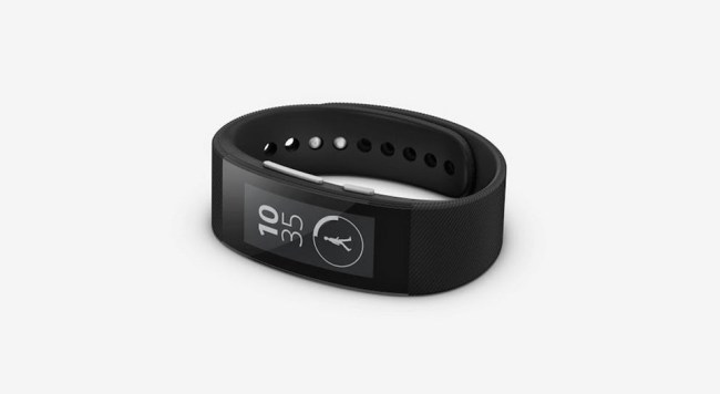 Sony SmartBand Talk SWR30 Header