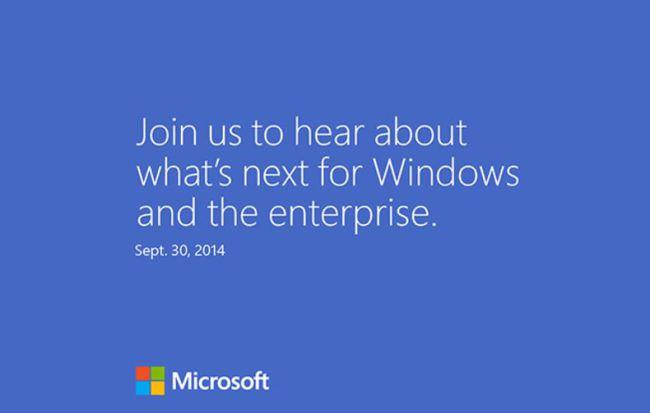 Windows Event Einladung