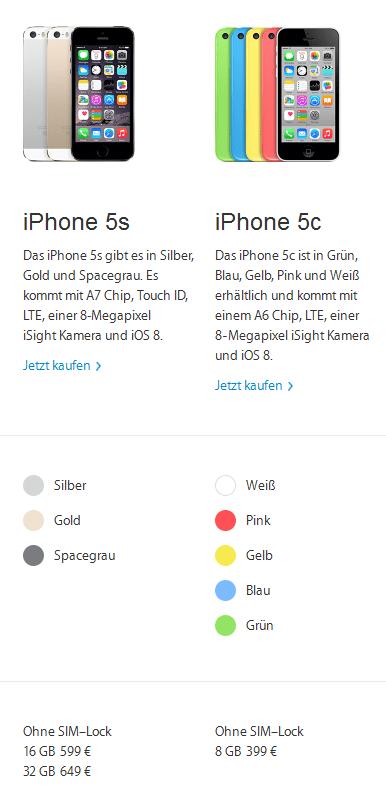 iphone5cs-preise-neu