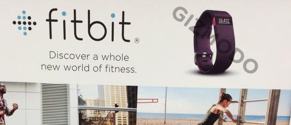 Fitbit Werbung