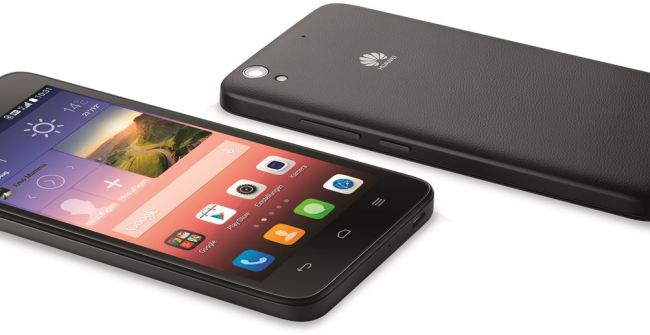 Huaweis Ascend G620s Header