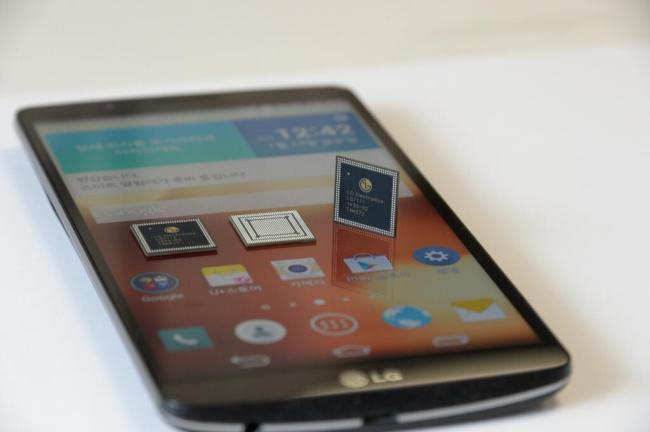 LG G3 Screen Nuclun