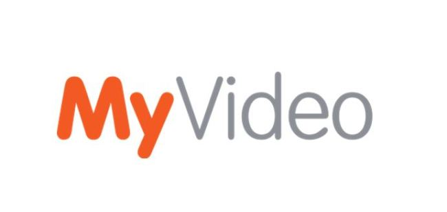 MyVideo Logo Header