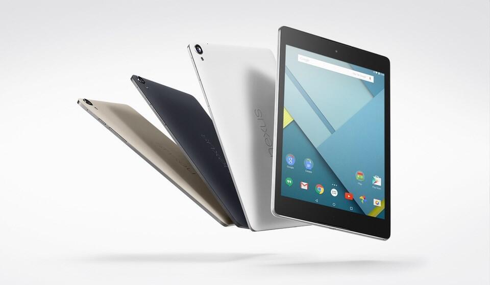 Nexus 9 Header