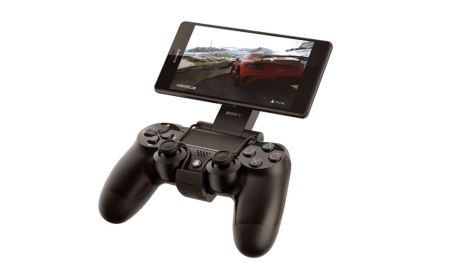 Sony Xperia PS4 Remote Play Header