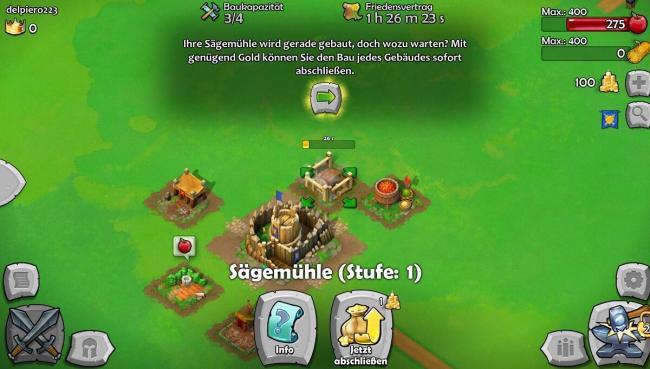 castle siege gold