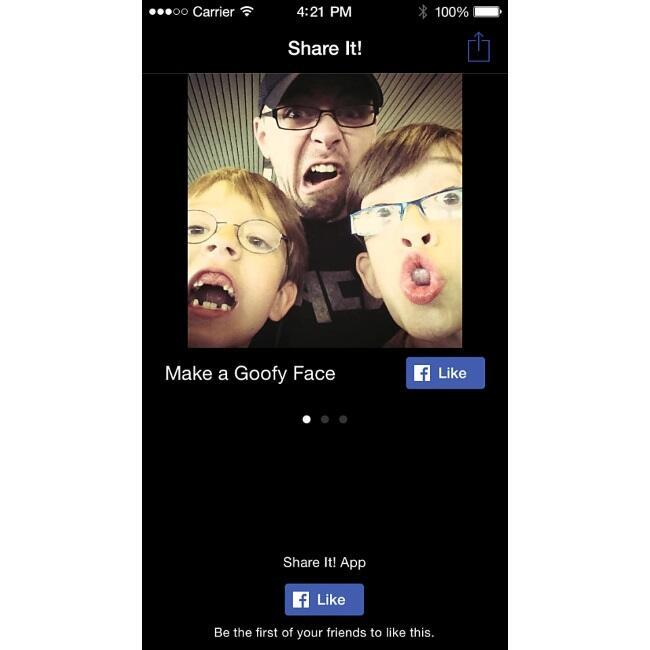 Gefällt Mir Button Facebook