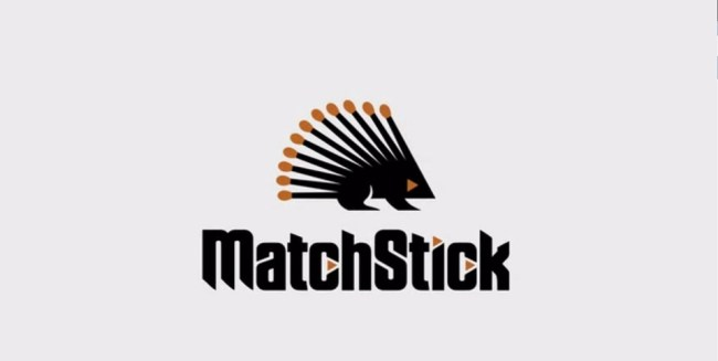 matchstick logo