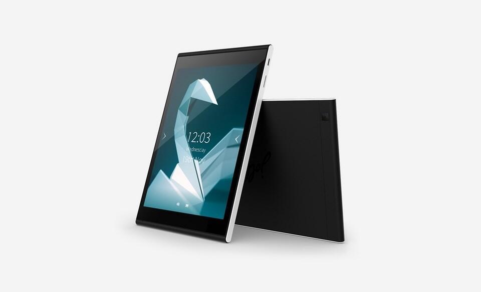 Jolla Tablet offiziell vorgestellt