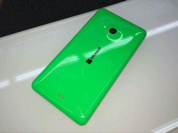 Microsoft Lumia 535 Leak 01