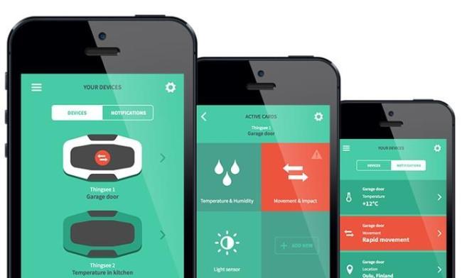 Thingsee One App
