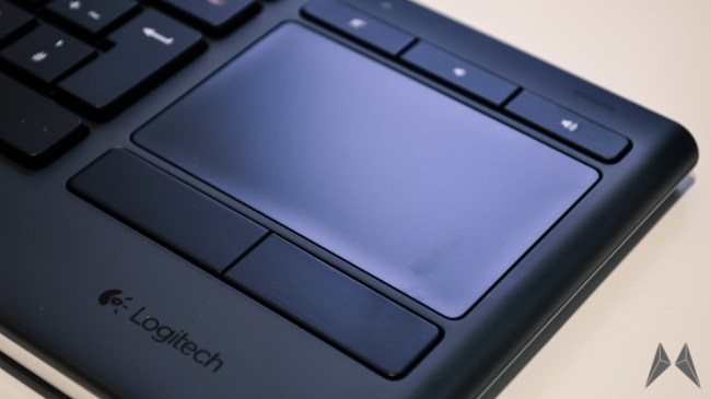 k830 touchpad
