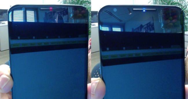 Nexus 6: LED leuchtet in verschiedenen Farben