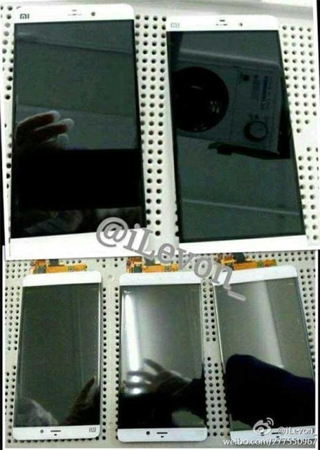xiaomi mi5 leaks