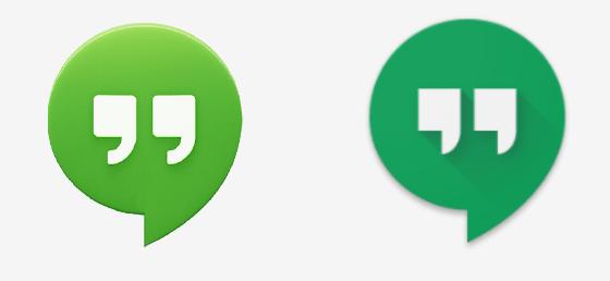Google Hangouts Material-Design 01