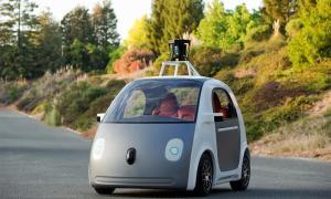 Googles selbstfahrendes Auto
