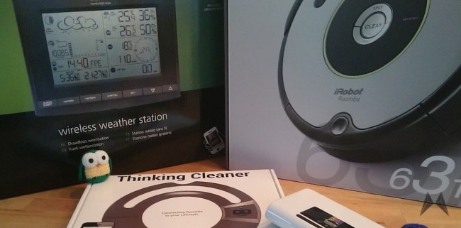 Homewizard Smartware Wetterstation