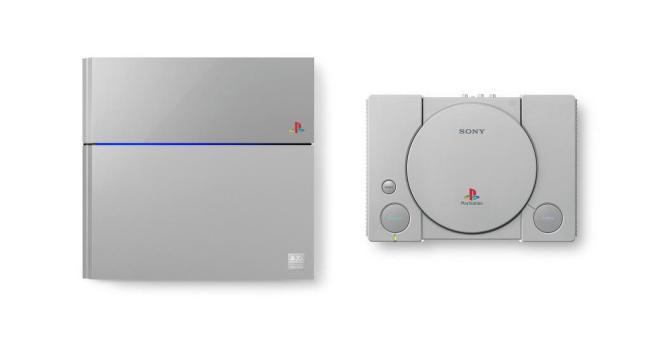 PS4 Grau Vergleich