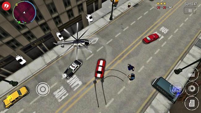 gta chinatown wars screenshot