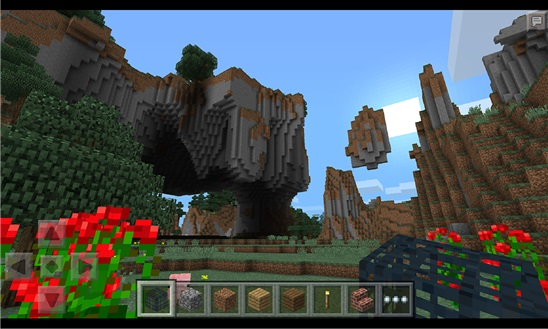 minecraft pocket windows phone