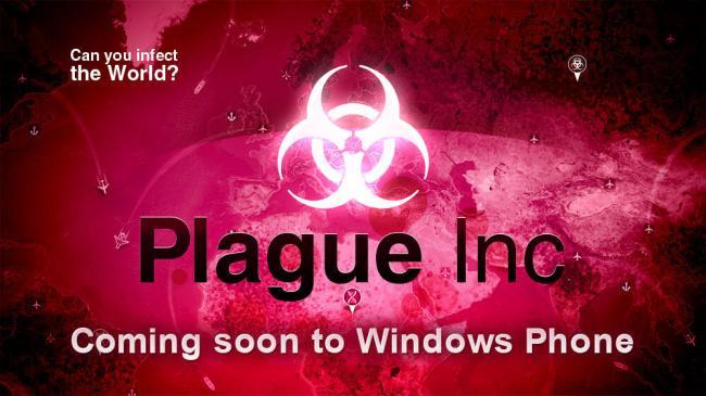 plague inc windows phone