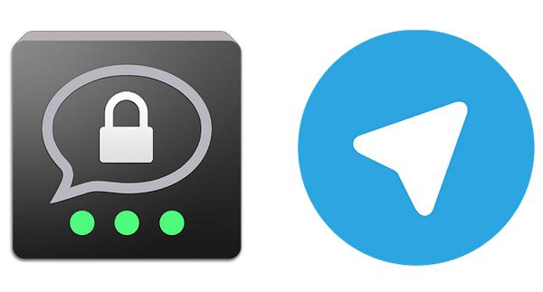 telegram threema
