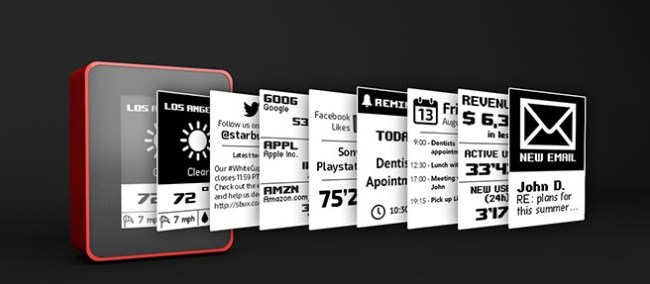 DISPLIO - WiFi display that tracks what's important to you by Draugiem Group — Kickstarter - Google Chrome 2015-01-23 10.47.56
