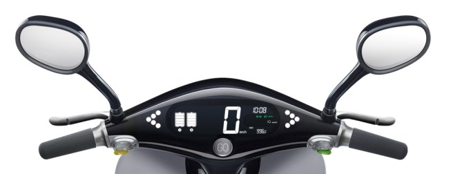 Gogoro Smartscooter Display