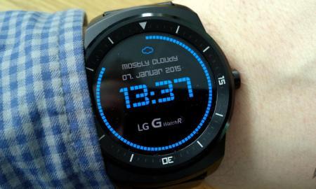 LG G Watch R FIT deaktiviert