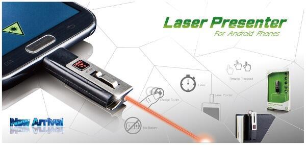 Laser Presenter