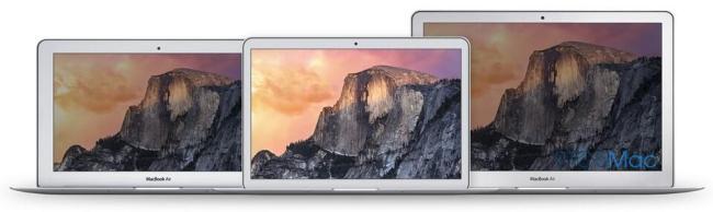 Macbook Reihe 2015