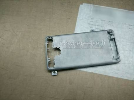 Samsung Galaxy S6 Metal-Body Leak 02