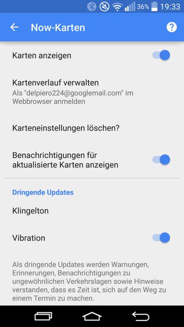 google app 4.1