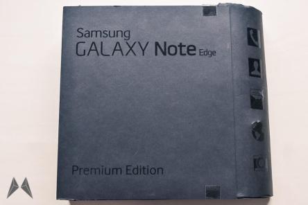 note edge premium verpackung