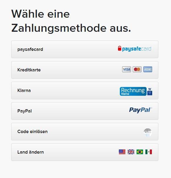 Paysafecard Bankeinzug