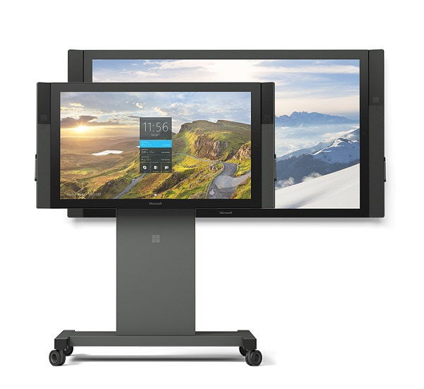 surface hub standfuß