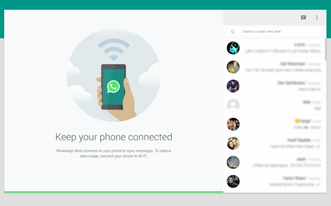 whatsapp web rtl chrome
