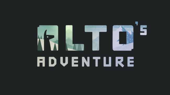 Altos Adventure Header