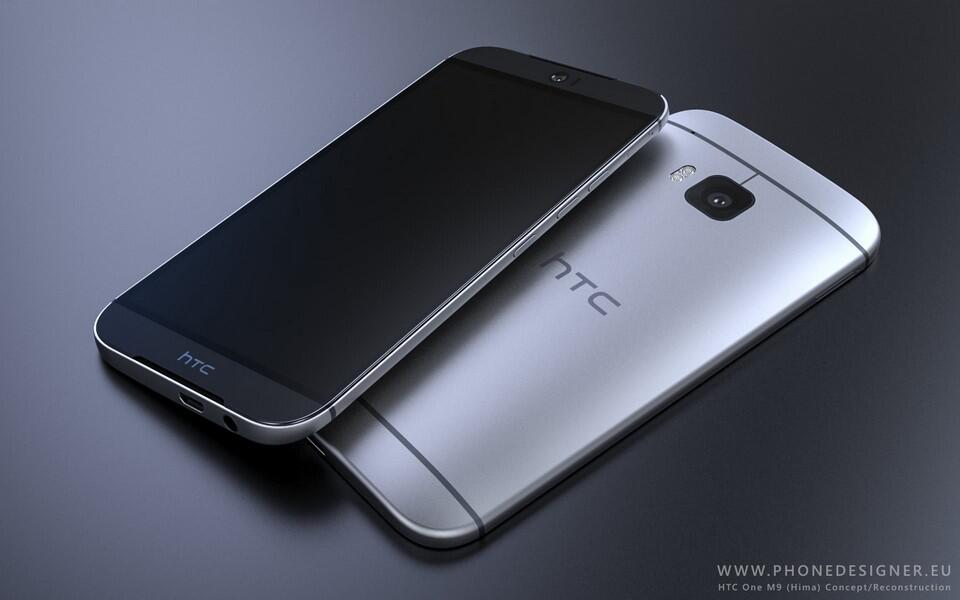 HTC One M9 Hima Konzept (2)