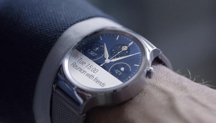Huawei Watch: Zwei offizielle Videos