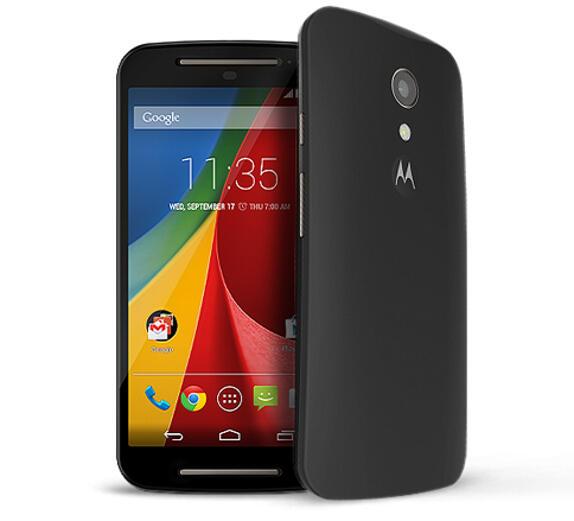 Motorola Moto G2 LTE ab 29. Oktober für 139 Euro bei Aldi Nord