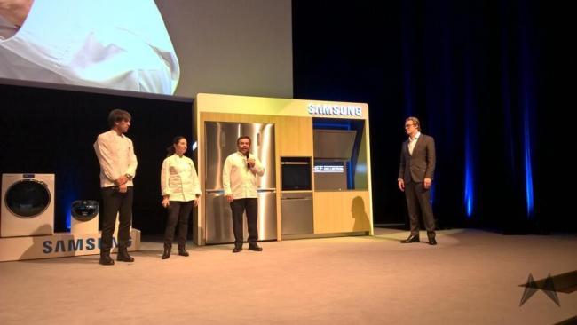 Samsung European Forum 2015 in Monaco CES Hightlights 024WP_201502