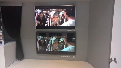 Samsung European Forum 2015 in Monaco CES Hightlights 029WP_201502