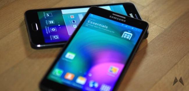 Samsung Galaxy A3 und Galaxy A5 Header