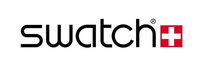 Swatch Logo Header