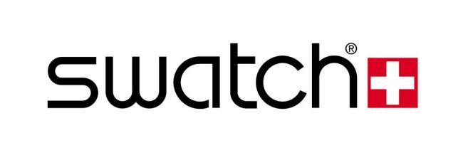 Swatch Logo Header