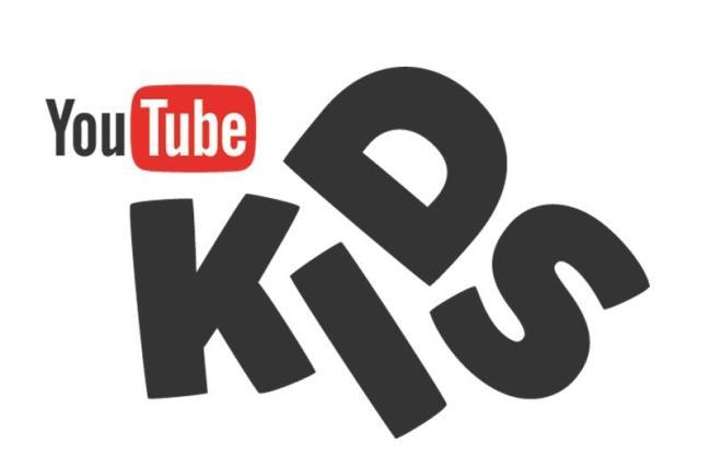 YouTube Kids Logo Header