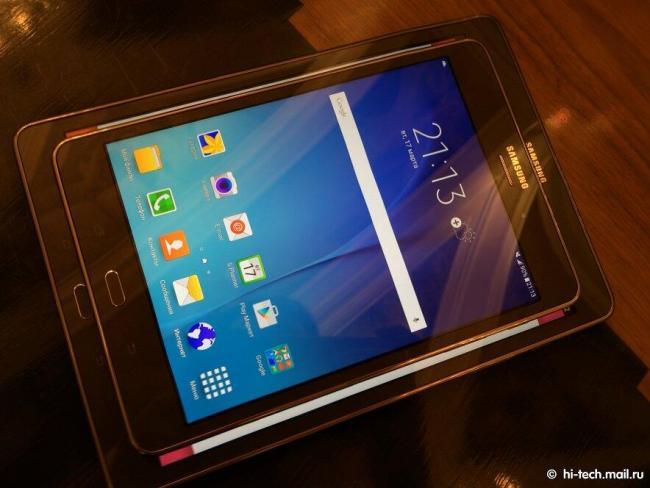 Galaxy Tab A Bilder 2